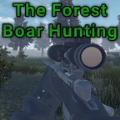 森林野猪狩猎