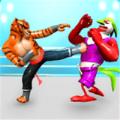 野生动物职业拳击