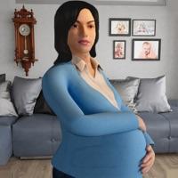 孕妈妈游戏婴儿护理