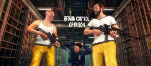 城市监狱警察职务