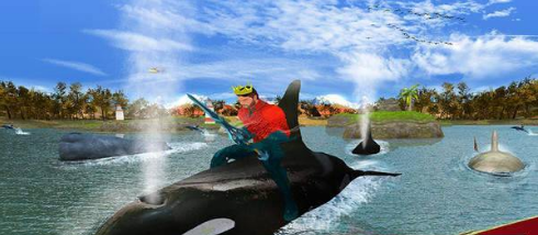 超级英雄海王